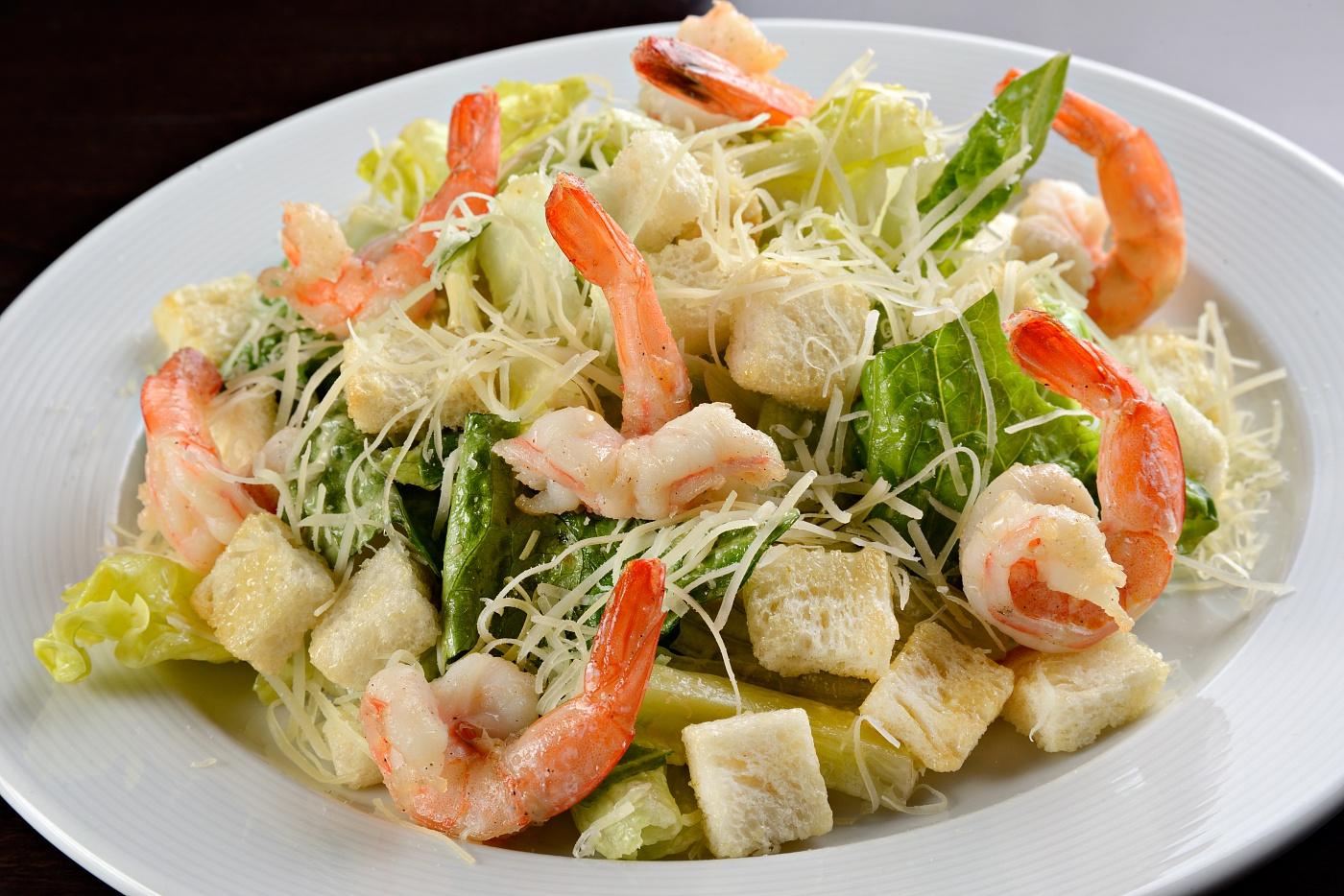 Соус для цезарь салата с креветками в домашних условиях 107
